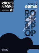 Trinity Rock & Pop Guitar Grade 5
