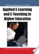 Applied E Learning and E Teaching in Higher Education