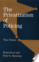 The Privatization of Policing