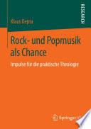Rock  und Popmusik als Chance