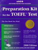 Arco Preparation Kit for the Toefl Test
