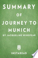 Journey To Munich : preview: journey to munich is the...