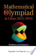 Mathematical Olympiad In China  2011 2014   Problems And Solutions