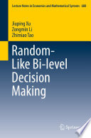 Random Like Bi Level Decision Making