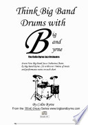 Think Big Band Drums with Big Band Byrne  The Colin Byrne Jazz Orchestra