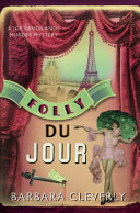 Folly Du Jour Conference To His Annoyance He