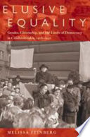 Elusive Equality Of The Twentieth Century To Show How Czechs