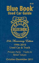 Kelley Blue Book Used Car Guide  October December 2011