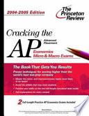 Cracking the Ap Economics