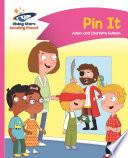 Reading Planet - Pin It - Pink A: Comet Street Kids ePub
