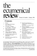 Ecumenical review