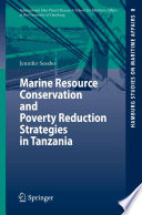Marine Resource Conservation And Poverty Reduction Strategies In Tanzania book