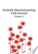 Scottish Mountaineering Club Journal