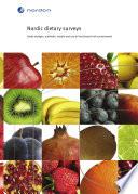 Nordic Dietary Surveys book