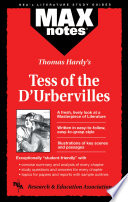 Tess of the D Urbervilles  MAXNotes Literature Guides