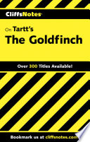 CliffsNotes on Tartt s The Goldfinch