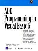 ADO Programming in Visual Basic 6