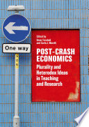Post Crash Economics