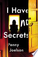 I Have No Secrets Book PDF