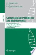 Computational Intelligence and Bioinformatics