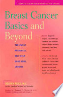 Breast Cancer Basics And Beyond