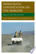 Democratic Contestation on the Margins