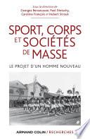 Sport, corps et sociétés de masse