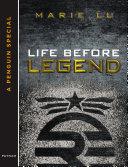 download ebook life before legend pdf epub