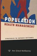Population Health Management