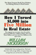 How I Turned  1 000 Into Five Million in Real Estate in My Spare Time