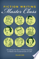 Fiction Writing Master Class Book Cover