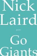 Go Giants: Poems