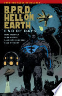 B  P  R  D  Hell on Earth Volume 13  End of Days