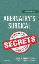 Abernathy's Surgical Secrets E-Book