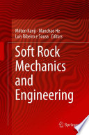 Soft Rock Mechanics And Engineering