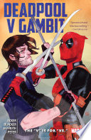 Deadpool V Gambit book