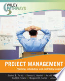 Wiley Pathways Project Management  1st Edition
