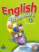 English Adventure  Level 1