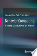Behavior Computing : economic, cultural, political, military, living and...