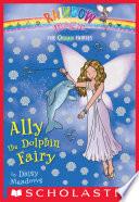 Ocean Fairies  1  Ally the Dolphin Fairy
