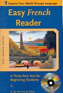 Easy Spanish Reader w CD ROM