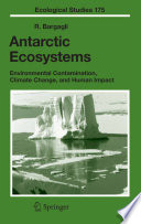 Antarctic Ecosystems As A Symbol Of The Last Great