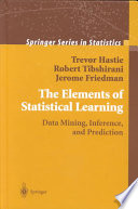 The Elements of Statistical Learning