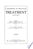 A Handbook of Practical Treatment  Constitutional diseases  respiratory  digestive  urinary  nervous   muscular systems