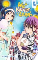 couverture We Never Learn T05