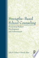 Strengths Based School Counseling