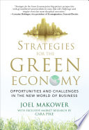 Strategies for the Green Economy  Opportunities and Challenges in the New World of Business