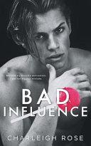 Bad Influence Book PDF