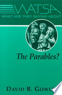 What are They Saying about the Parables
