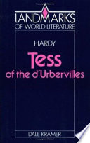 Hardy  Tess of the D Urbervilles